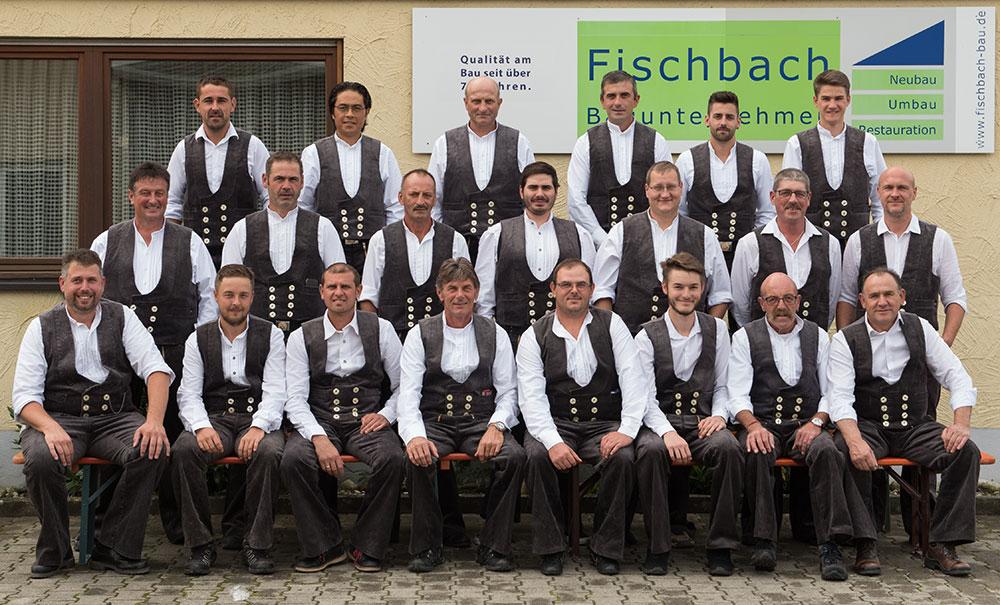 Das Team von Gerald Fischbach - September 2017